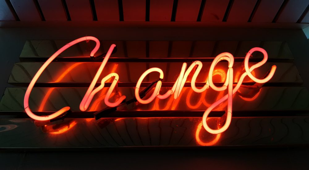unsplash - change
