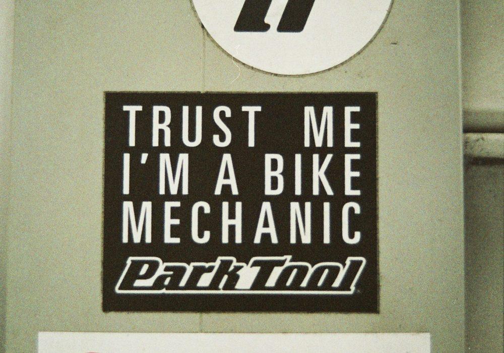 unsplash -trust bike